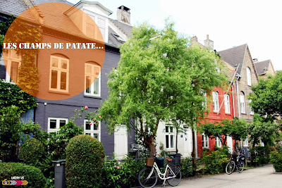 Copenhague - Les Champs de Patate