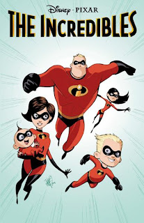 The Incredibles - Family Matters - 365 Days of Comics