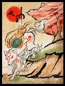 #8 Okami Wallpaper