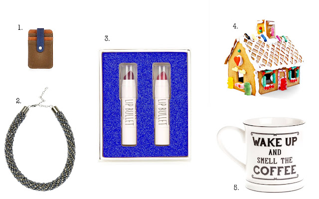 Christmas Gift Guide 2015: Stocking Fillers under £10.00