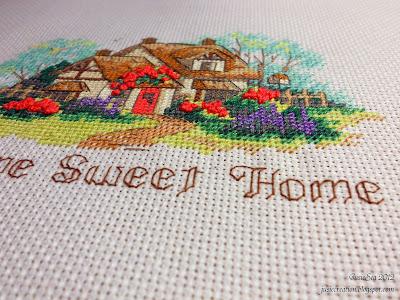 Дом милый дом и зашила пустые