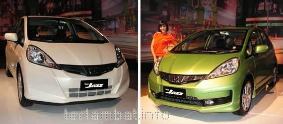 Beda Honda Jazz S dengan Jazz RS