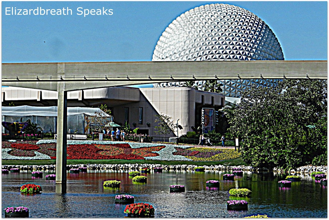 Epcot, Disney World, Florida