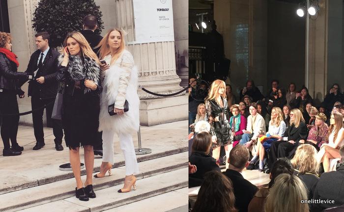 One Little Vice Beauty Blog: Felder Felder 2015 Fashion Week Blogger