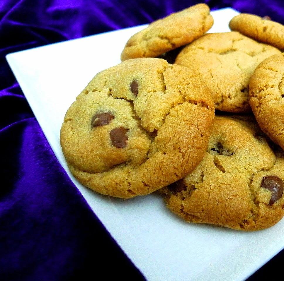 SWEET AS SUGAR COOKIES: Brown Butter Chocolate Chip Cookies