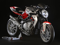 GAMBAR MOTOR 2013 MV Agusta Brutale 1090RR ABS picture 1