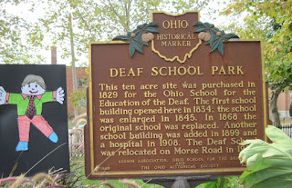 Deaf School Sign