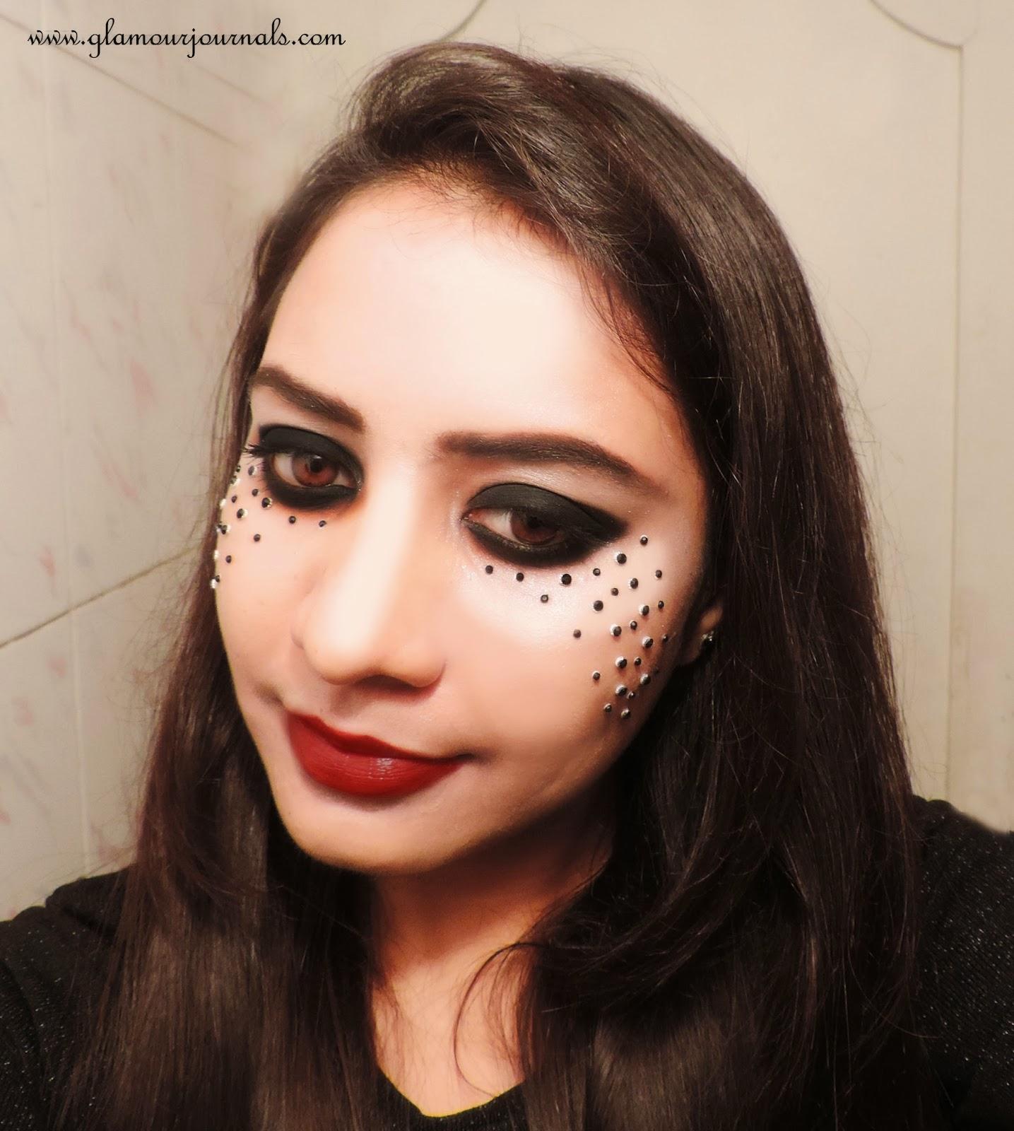 Dark Princess Makeup Dark Princess   Halloween