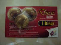 1 Dinar Kulim 4.25g
