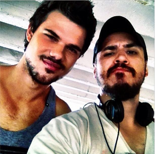 OFFICIAL TAYLOR LAUTNE... Taylor Lautner Instagram
