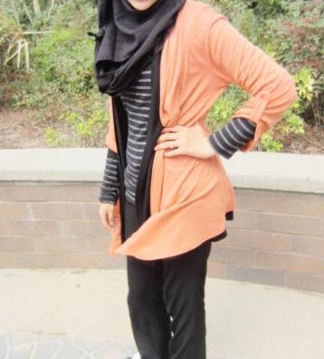 Eloquent Hijabi  School Hijabi Outfit!