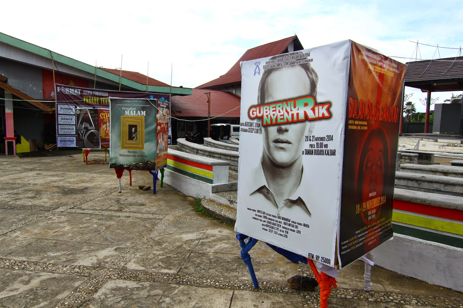 Parade Teater Nusantara 2014