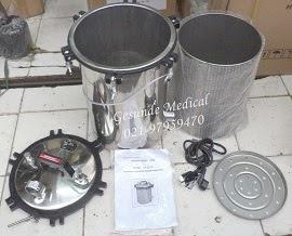 Autoclave Volume 24 Liter