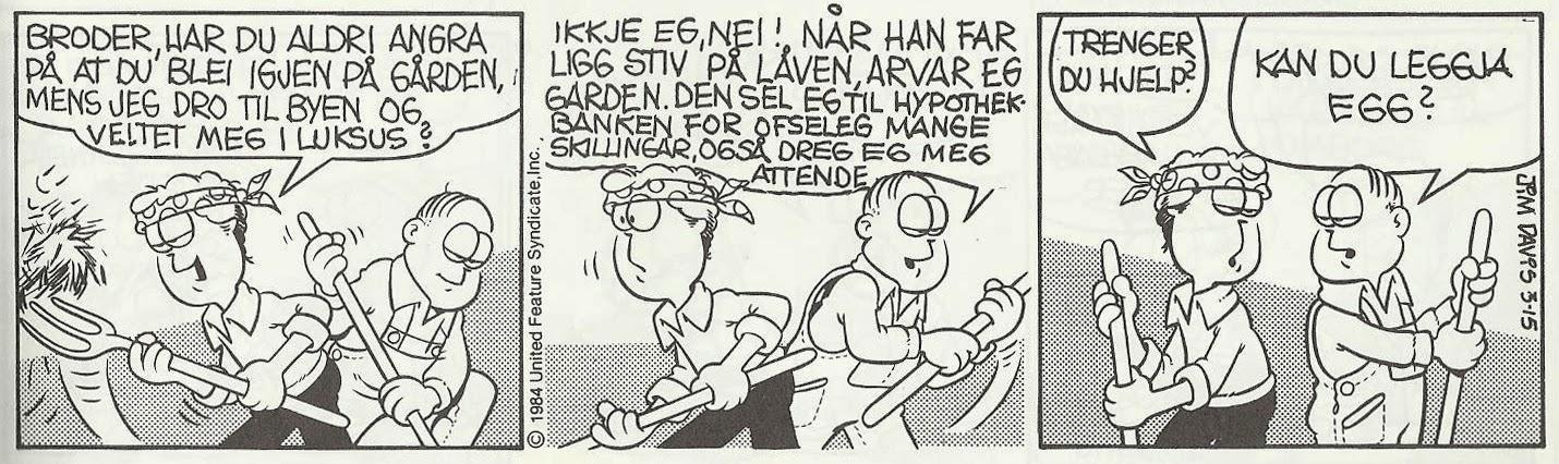 nødt på nynorsk