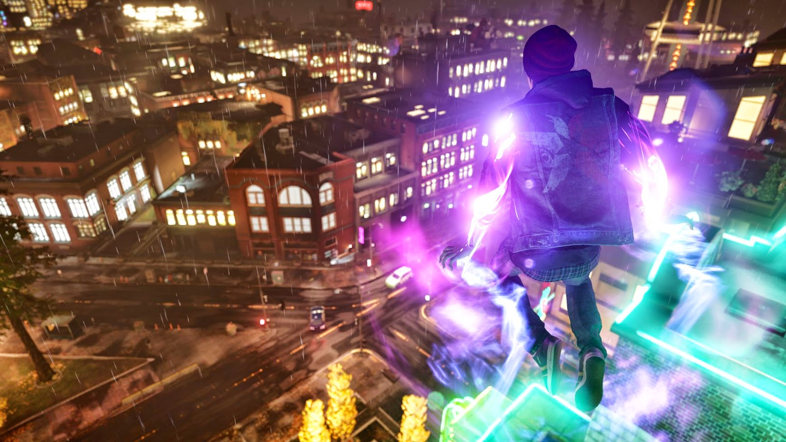 inFamous: Second Son Game Story,Full Plot Synopsis.