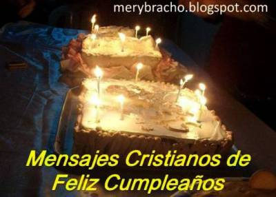 Mensajes cristianos de feliz cumplea 241 os para amigos frases cristianas