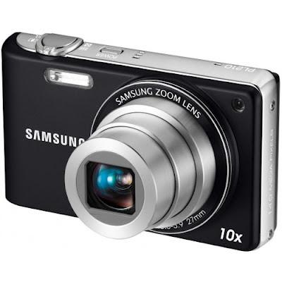 Câmera Digital Samsung PL210 por R$ 334,99