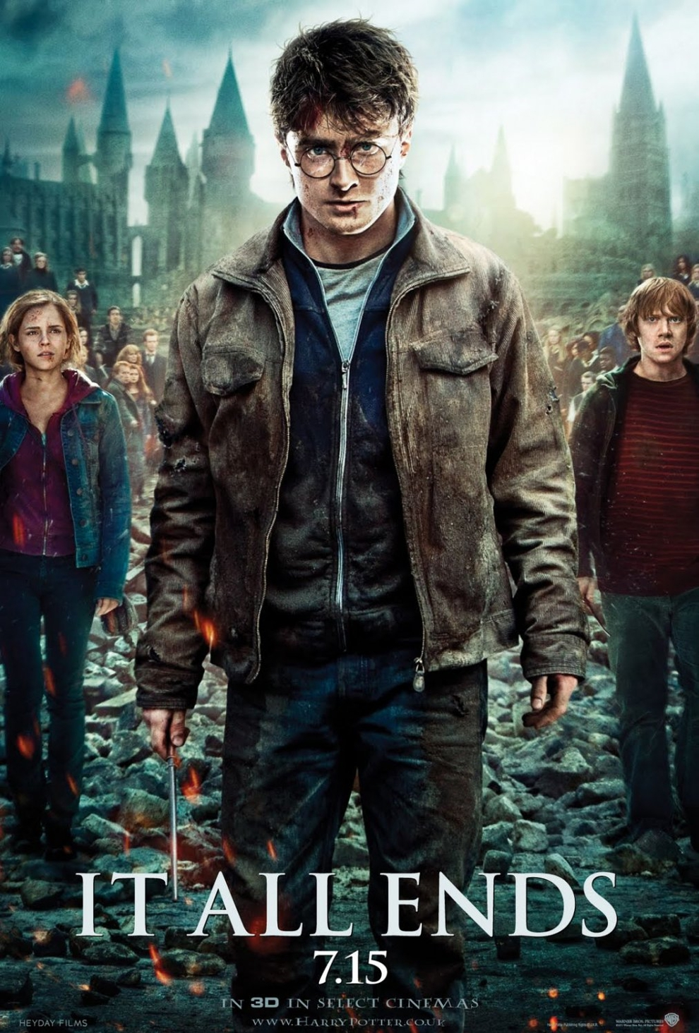 harry potter and the deathly hallows part 2 1429# A A A Post at 2011 8 8 18:29 Show author