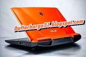 Laptop Asus Core i7
