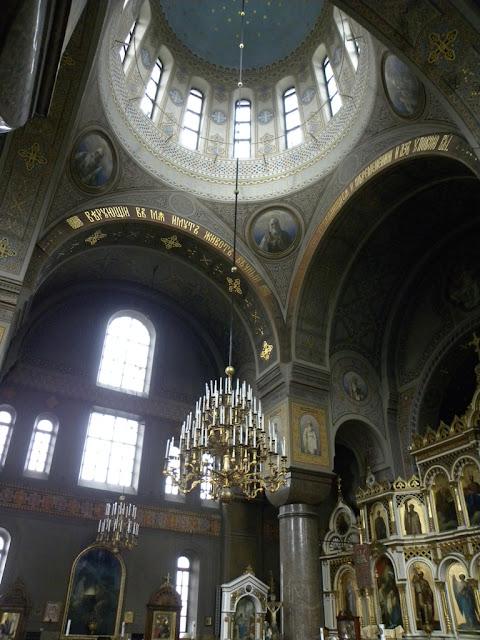 Upenski cathedral Helsinki