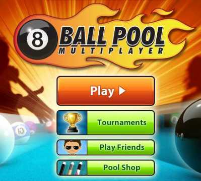 eight ball pool against live multiplayers the facebook 8 ball pool