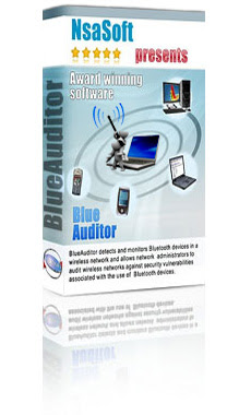 BlueAuditor: Detecting and Monitoring Bluetooth Devices in a Wireless Network