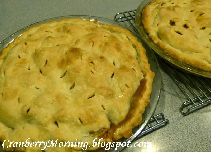 Cranberry Morning: Apple Pie Bars Recipe