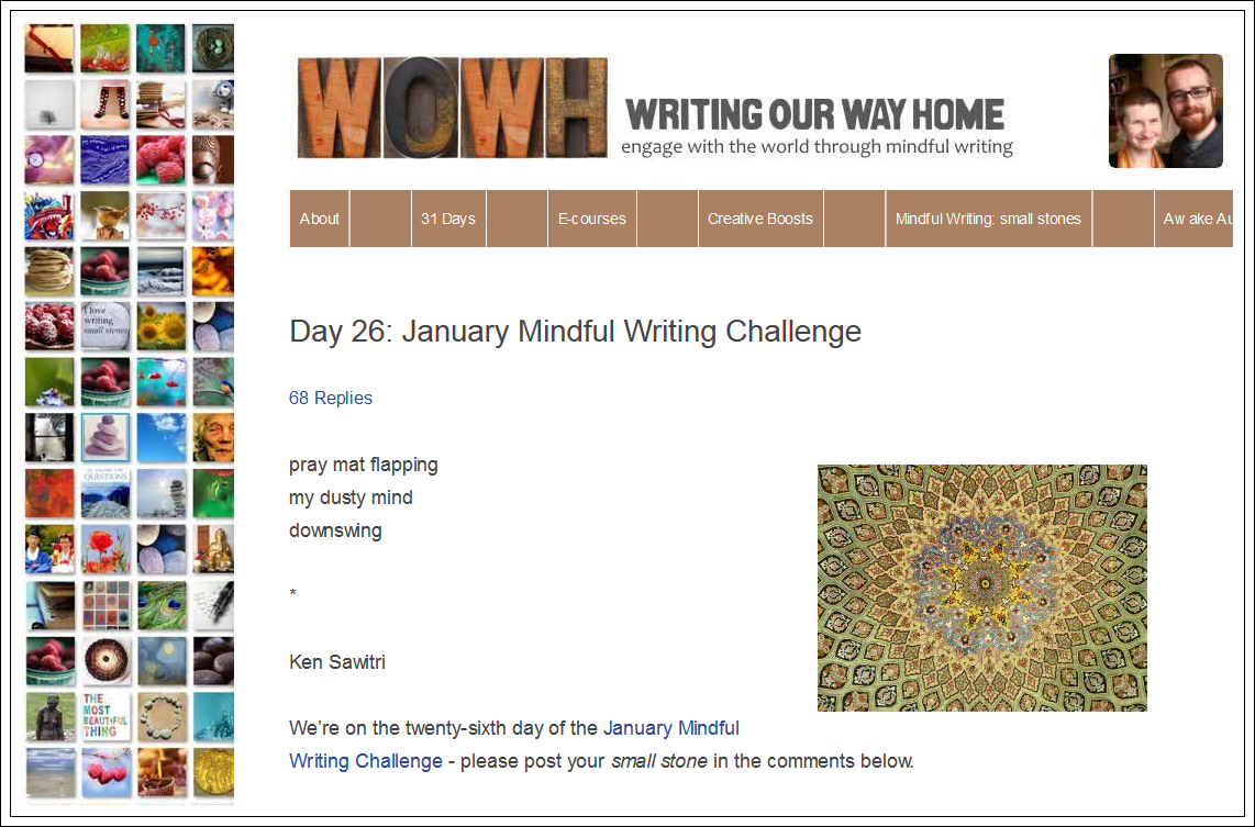 Slow Down & Fall in Love with The World through Mindful Writing