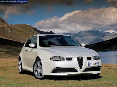 Alfa Romeo 147 Car