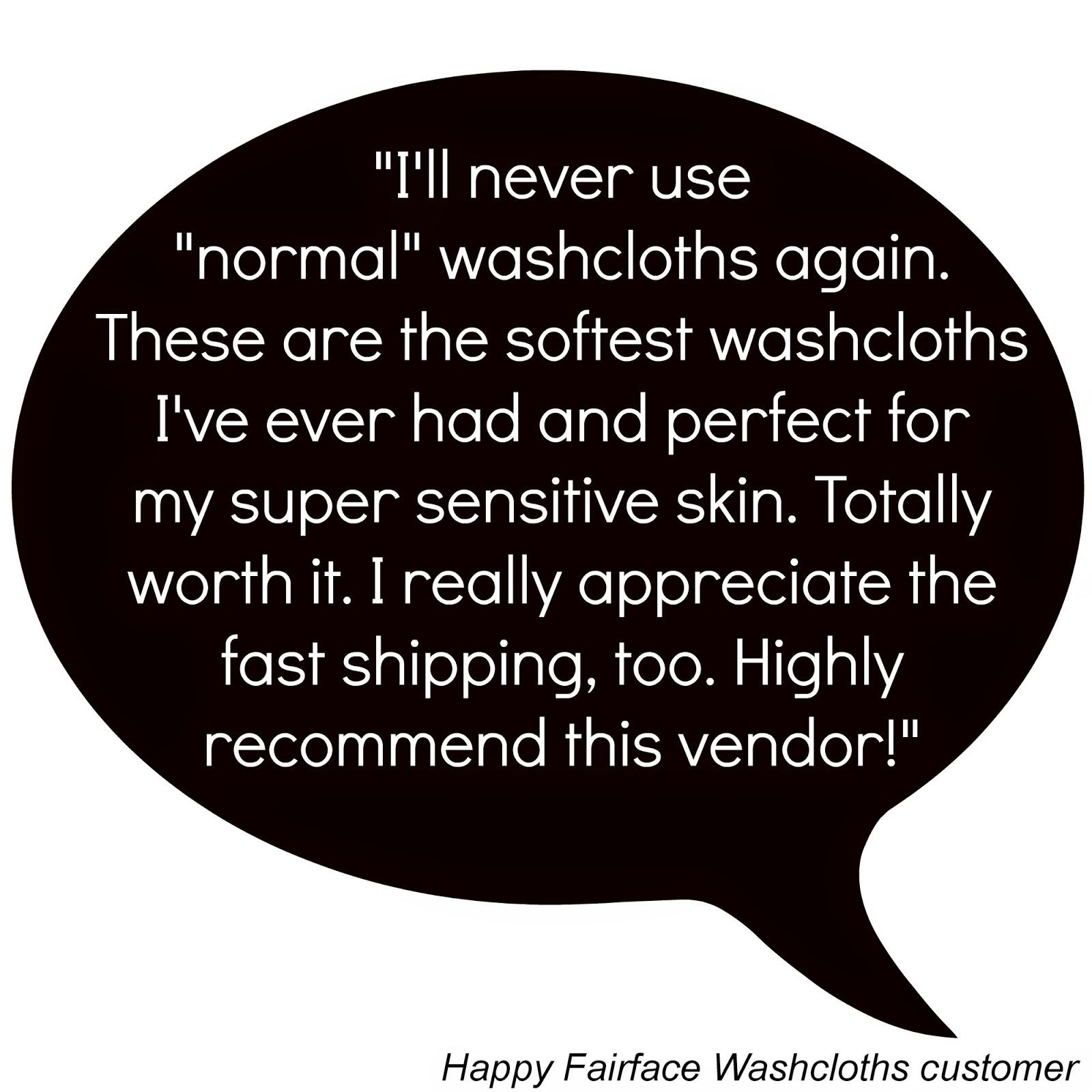 best rosacea treatments washcloths face cloths softest