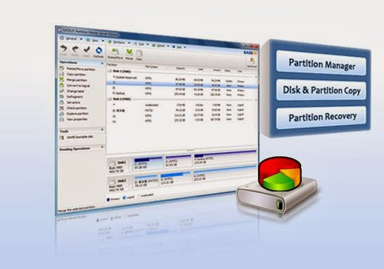 Free Hard Drive & Partition Manager Solution [ Review ]
