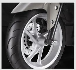 Yamaha NMAX - Wide Tire (Ban dan Velg Lebar)