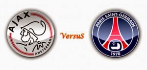 Preview Pertandingan Pembuka Grup F Champions League 2014/2015 Antara Ajax Vs PSG