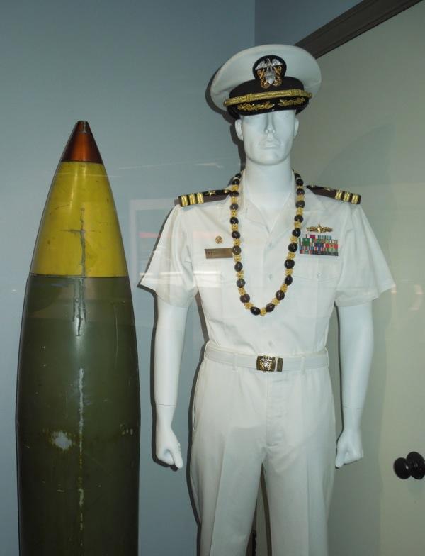 Alexander Skarsgård Commander Hopper Battleship costume