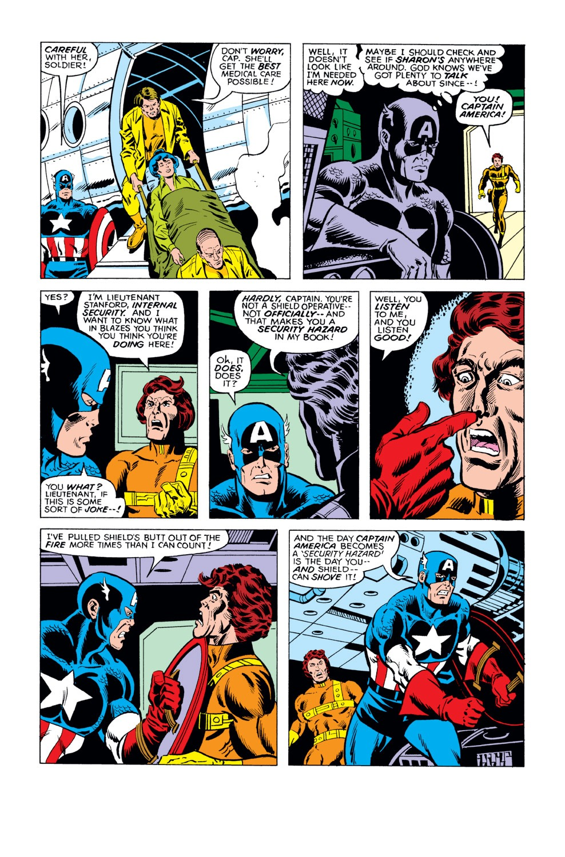 Captain America (1968) Issue #231 #146 - English 10
