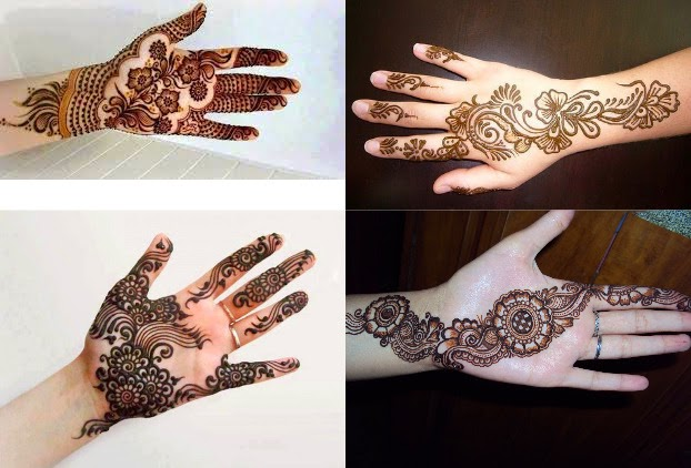 Top 10 Mehndi Designs