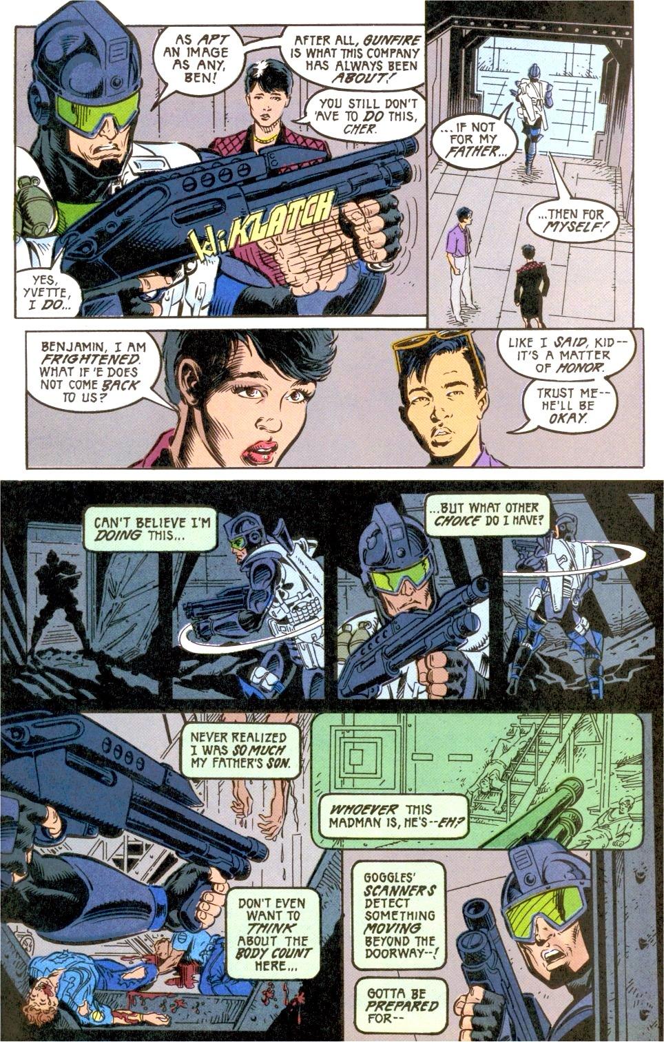 Deathstroke (1991) Annual 2 #2 - English 36