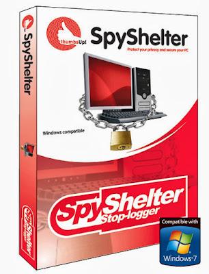 تحميل برنامج SpyShelter Personal Free للحماية من ملفات التجسس