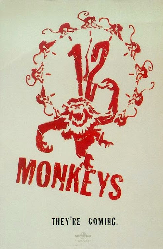 12 Con Khỉ - 12 Monkeys