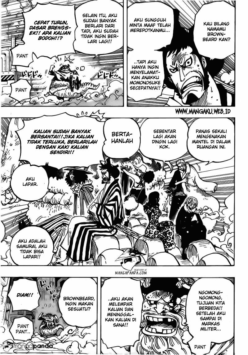6 One Piece 680   Kapten Angkatan Laut G 5
