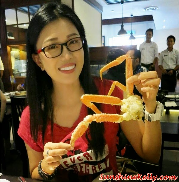 Snow Crab Legs, Red Lobster Malaysia, Intermark Kuala Lumpur, Food Review, Seafood Restaurant, American Seafood Restaurant, Biggest Seafood Chain Restaurant, fresh seafood restaurant, maine lobsters, boston lobsters, snow crab legs, snow crabs