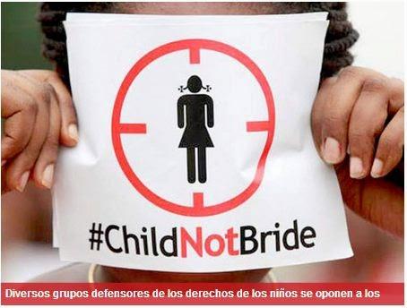 Juzgan a niña de 14 años por envenenar al hombre de 35 años que fue' forzada a casarse