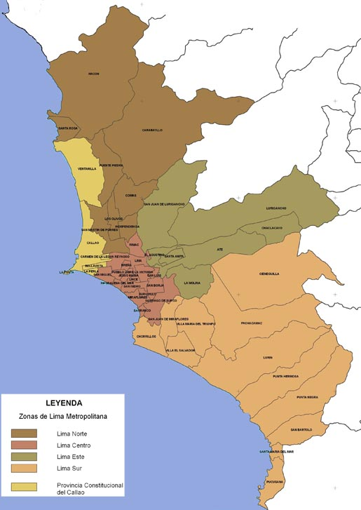 Urban Networks Resiliencia urbana el caso de Lima y sus
