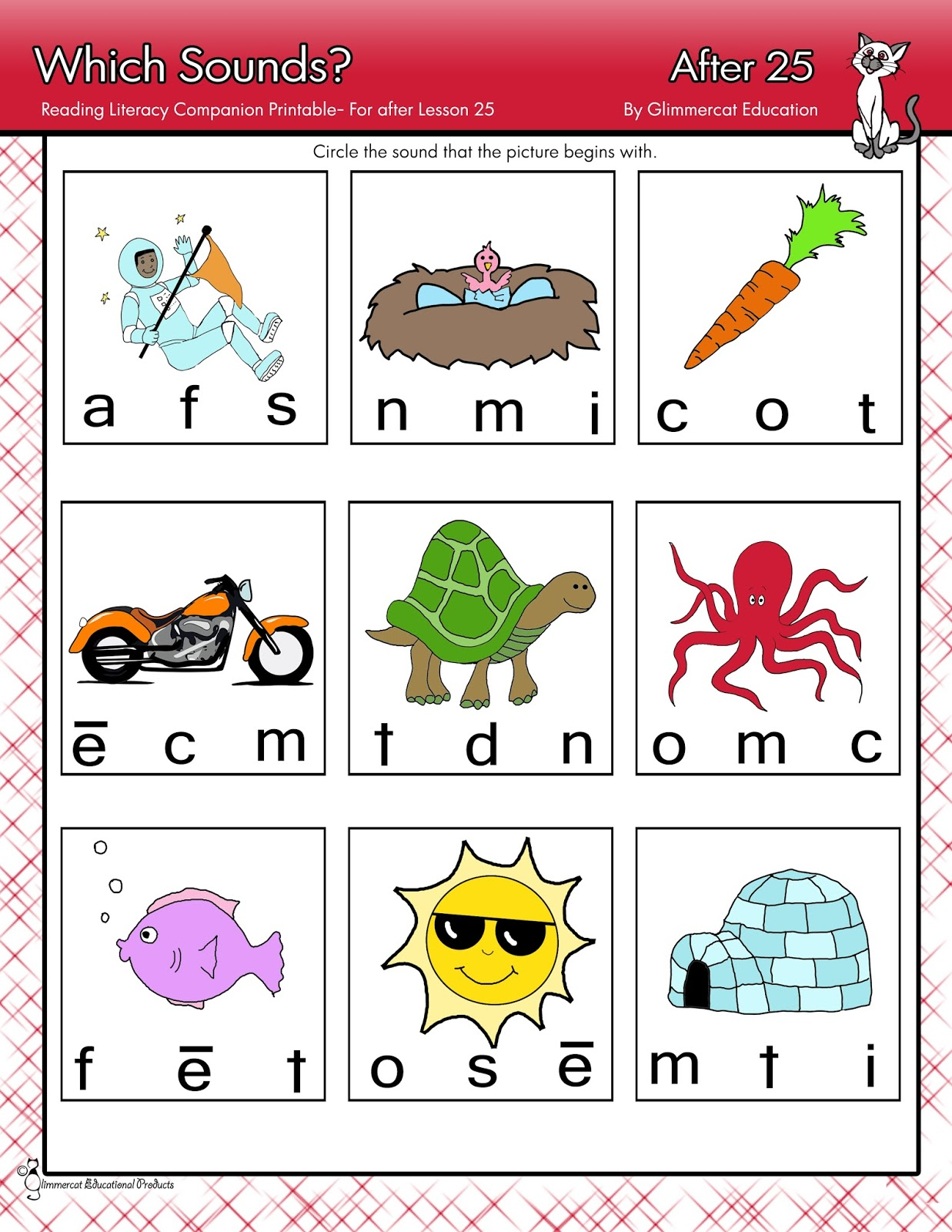 "free companion printables for the reading resource ""How To Teach ..."