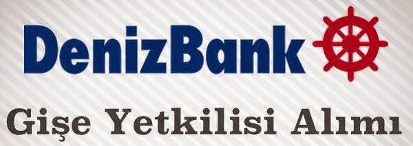 denizbank iş başvurusu