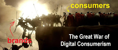 digital strategy for the great war on digital consumerism