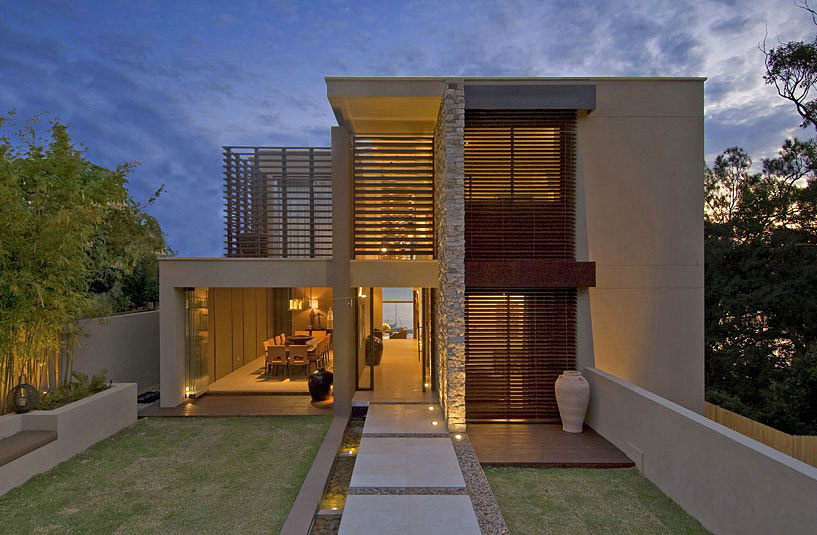 Modern Vaucluse House A By Bruce Stafford Architects