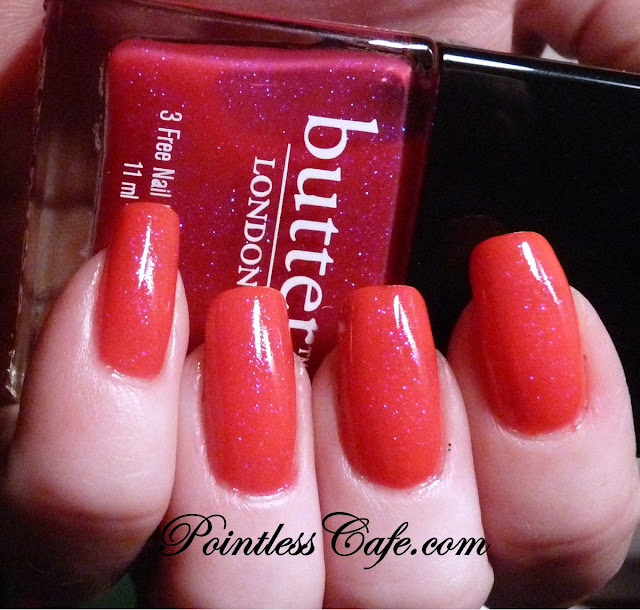 Orly Passion Fruit Butter London Disco Biscuit