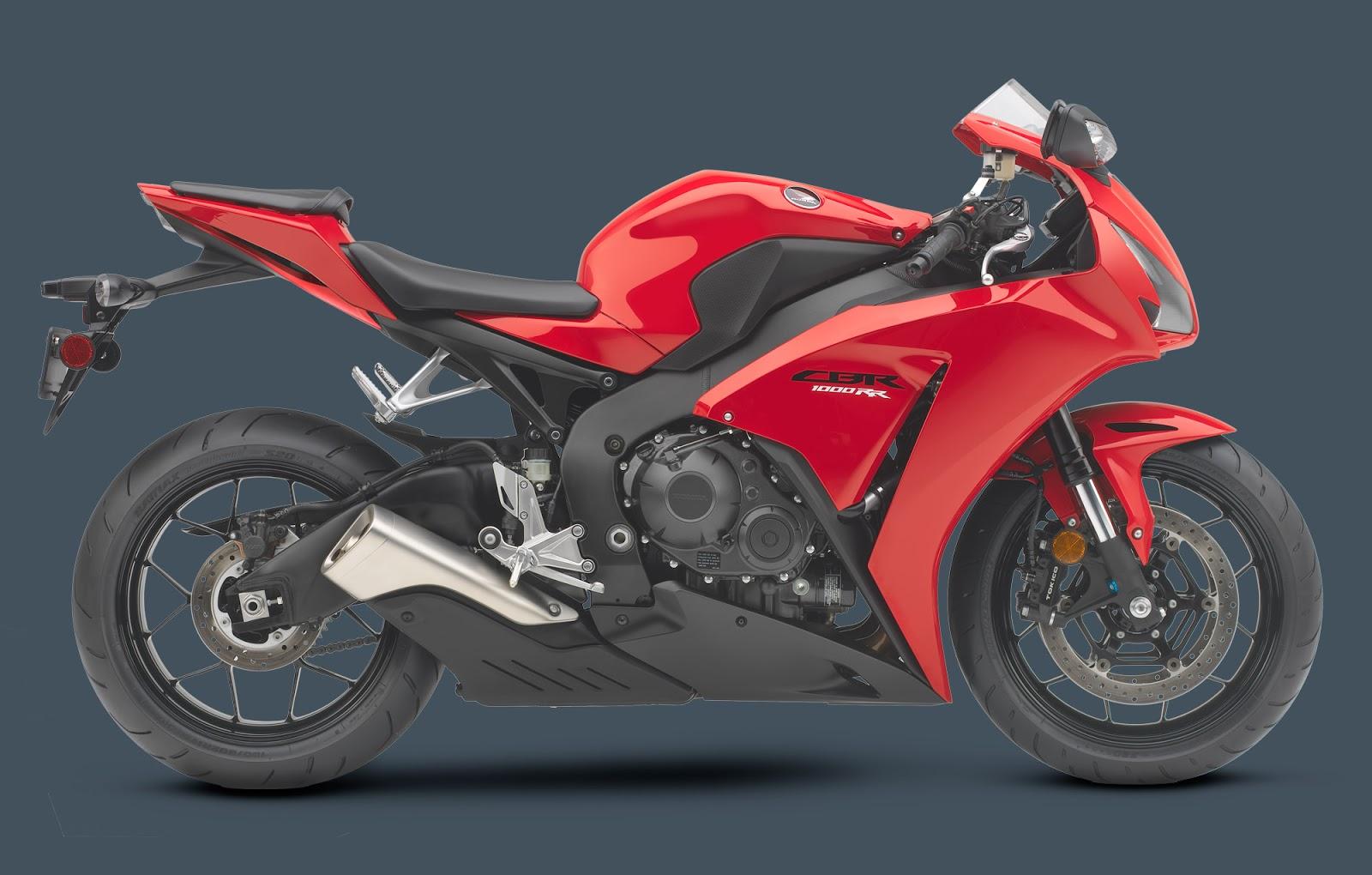 Honda CBR1000RR red 2013
