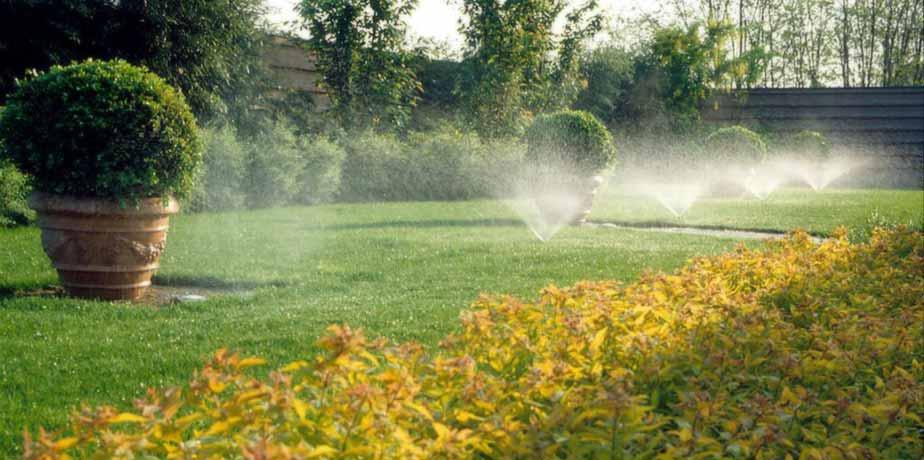 Arredo in irrigazione giardino durante lunghe assenze estive for Costo impianto irrigazione interrato